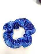 Haargummi HW024 Blauw fishscrub